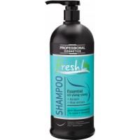 Шампунь для сухого та пошкодженого  волосся  Fresh L 1000 мл