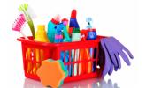 Ганчірки, губки та серветки для прибирання