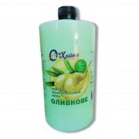 """Мило для рук 1 л запасний блок оливкове  О""""Хайна"""
