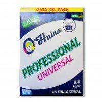 """Пральний порошок професійний  8,4 кг Professional universal О""""Хайна для універсального прання"""