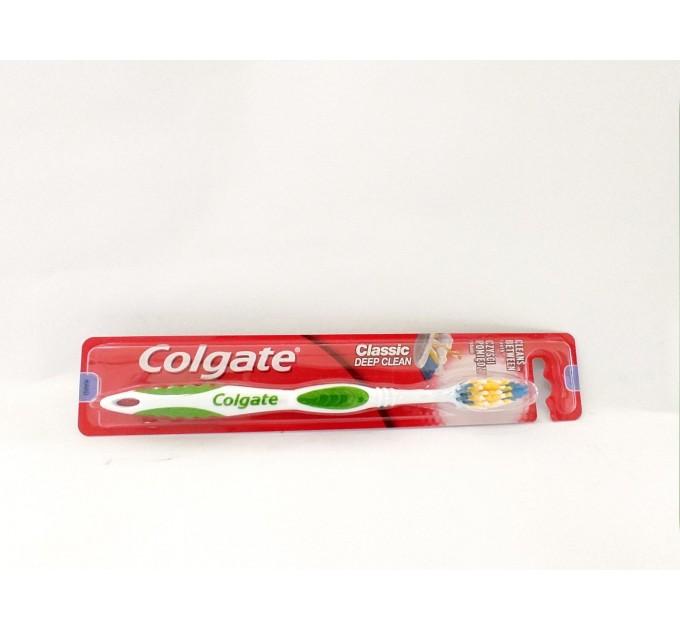 Зубна щітка Colgate Classic deep clean - жорстка