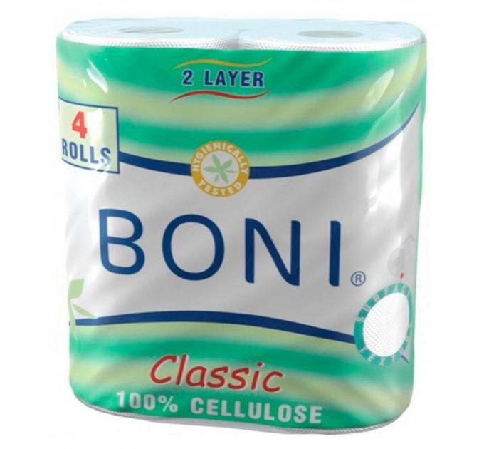 Туалетний папір Boni