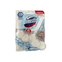 Блок Domestos кульки 55 гр  льодяна лавина  в унітаз