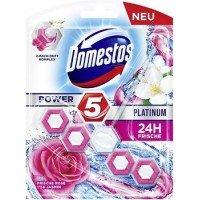 Блок Domestos кульки 55 гр  роза жасмин в унітаз