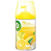Освіжувач повітря Air Wick Freshmatic лимон та женьшень