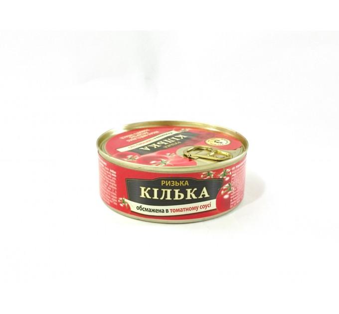Ризька кілька обсмажена томатному соусі Brivas Vilnis 240г