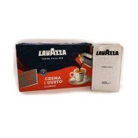 Кава натуральна  мелена Crema e Gusto  Lavazza 250 г сіра пачка