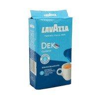 Кава натуральна  мелена Dec classico  Lavazza 250 г без кофеїну