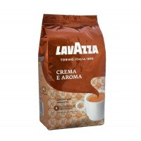 Кава натуральна зерноваCrema e Aroma  Lavazza 1кг