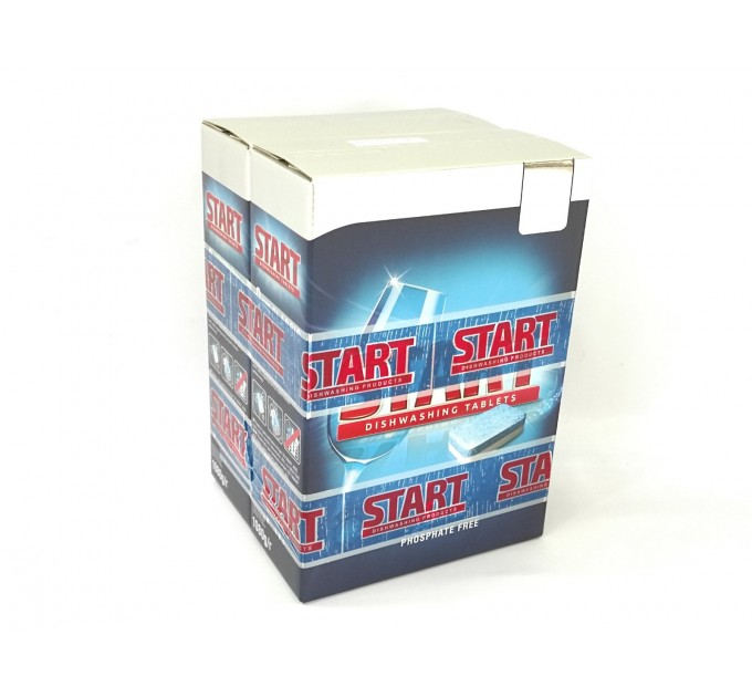 Таблетки для посудомийних машин Start Старт 60+60 шт Максимум