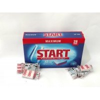 Таблетки для посудомийних машин Start Старт 28 шт Максимум